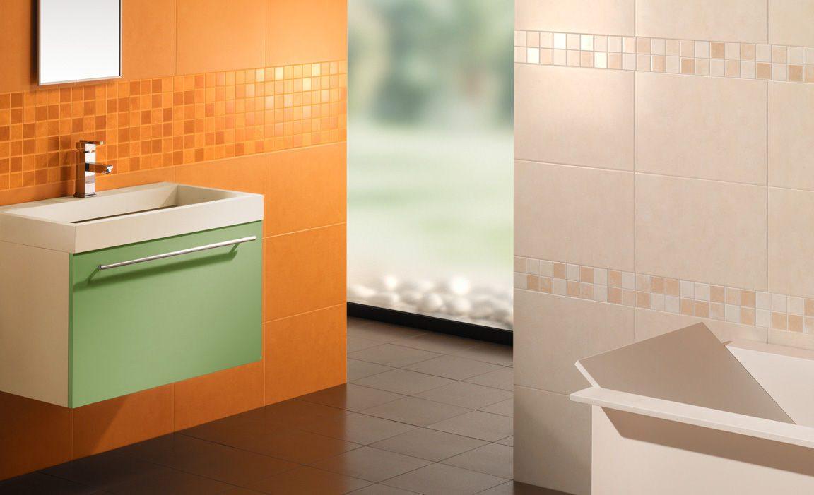 Azulejos de porcelana para baños :: Imágenes y fotos