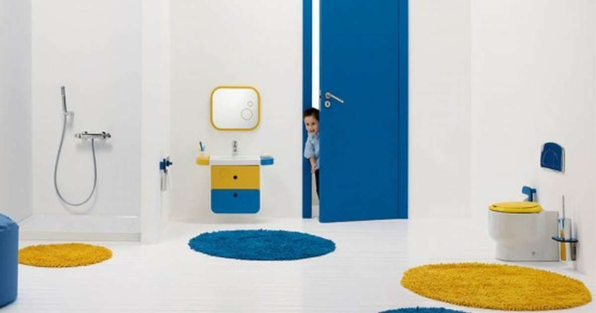 kids bathroom color ideas ba 241 o para ni 241 os im 225 genes y fotos 18969