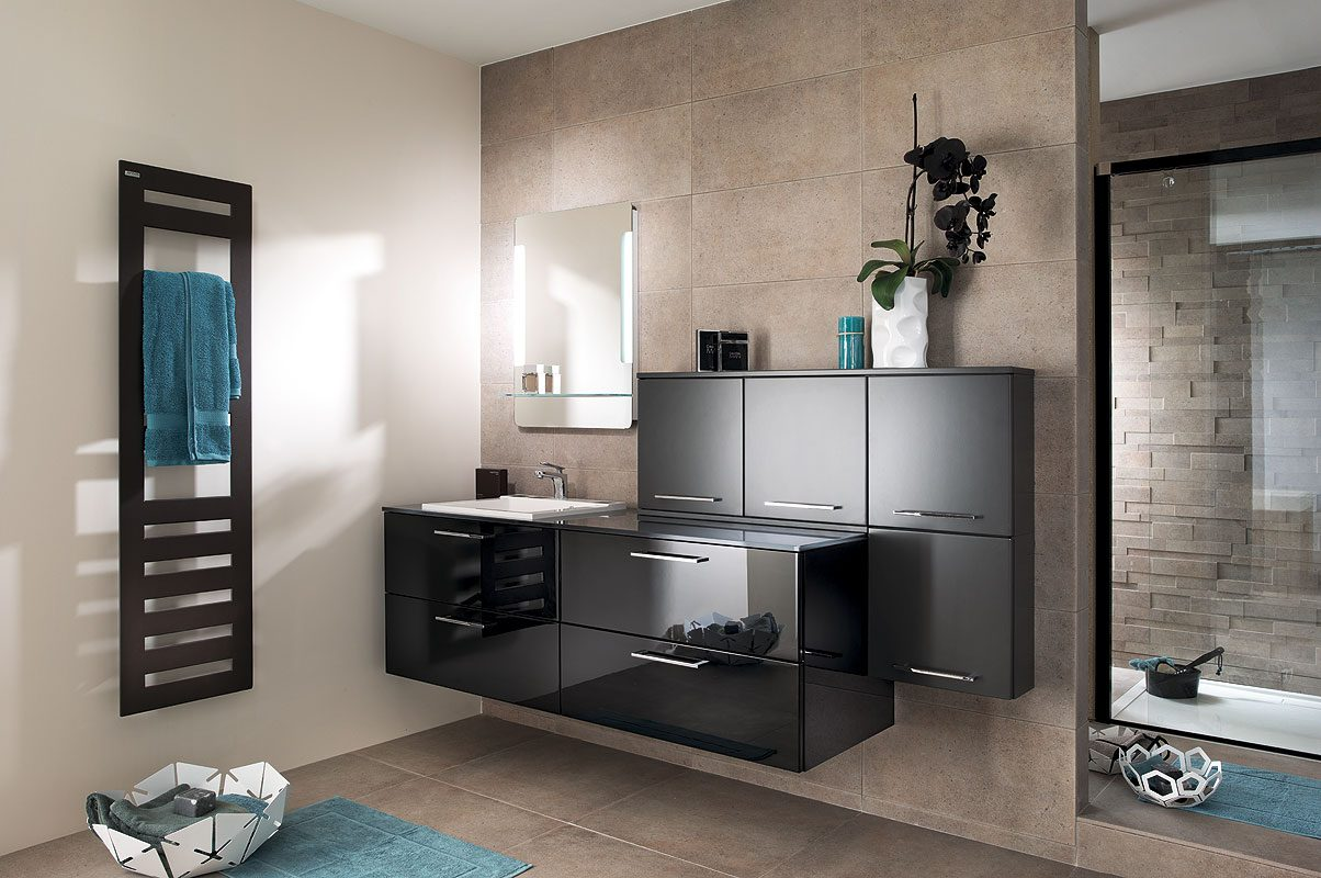 consejos para decorar el ba o im genes y fotos. Black Bedroom Furniture Sets. Home Design Ideas