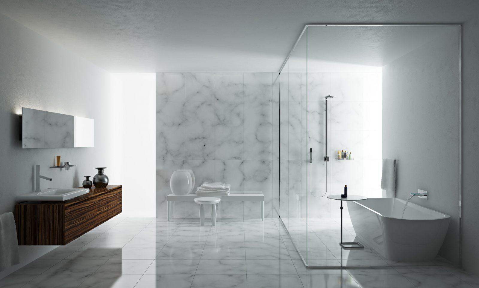 Cuartos de baño minimalistas :: Imágenes y fotos