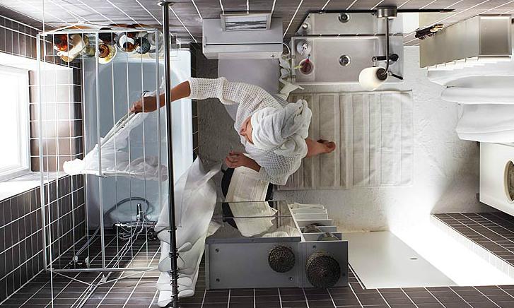 Cuartos de ba o peque os im genes y fotos - Modelos de cuartos de bano pequenos ...