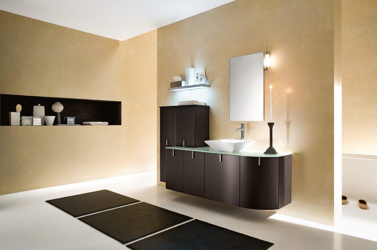 Iluminación artificial del cuarto de baño :: Imágenes y fotos