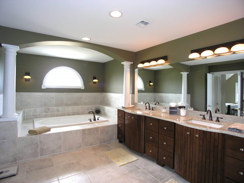 Iluminación del cuarto de baño :: Imágenes y fotos