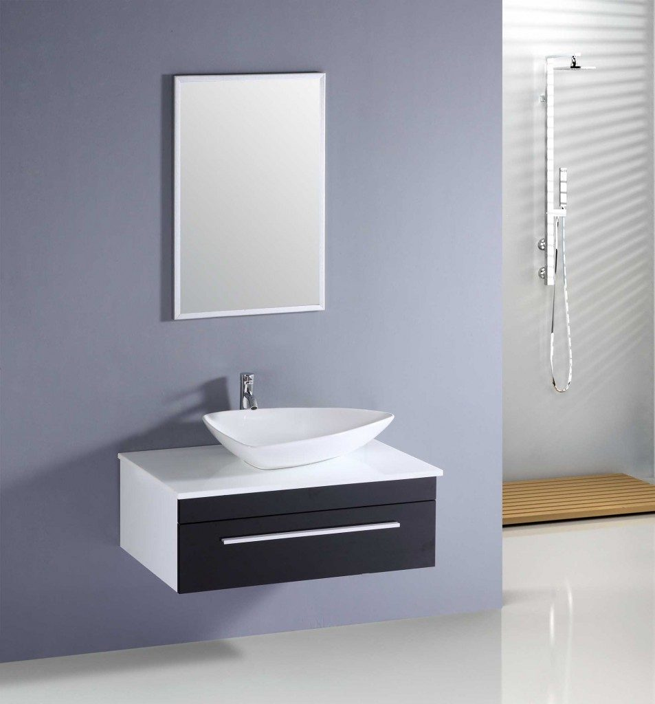 lavabo moderno im genes y fotos. Black Bedroom Furniture Sets. Home Design Ideas