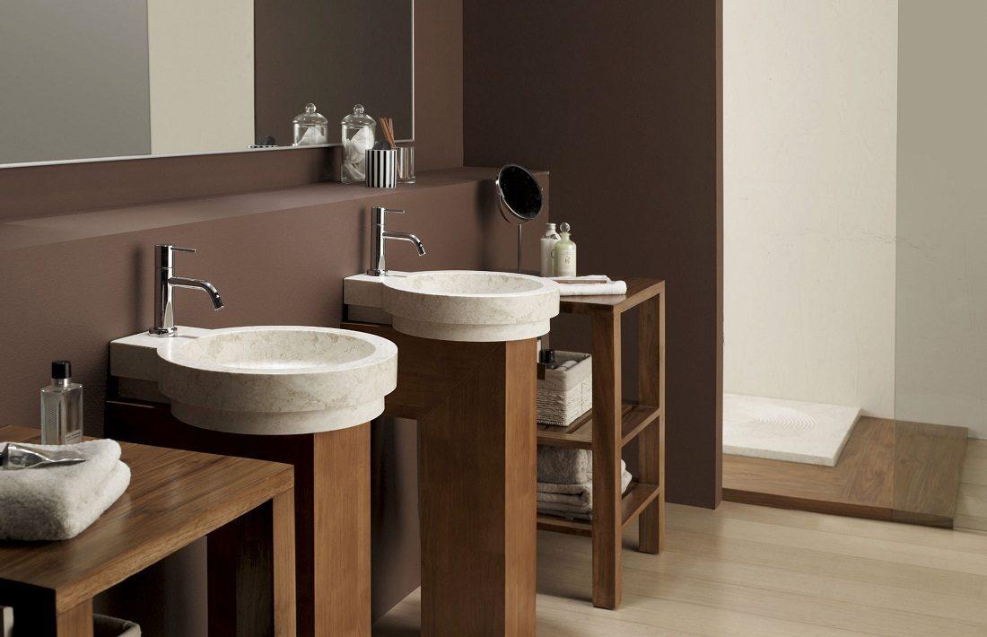 lavabos de madera im genes y fotos