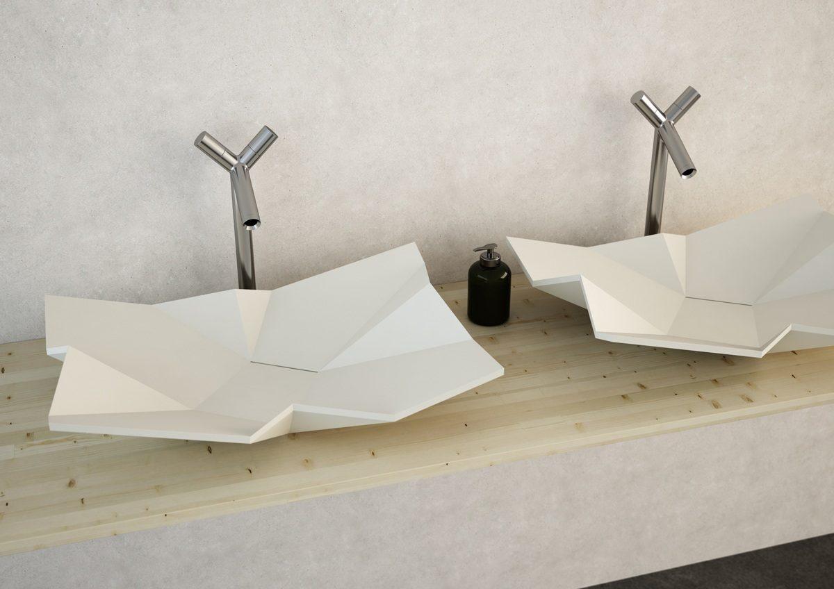 Lavabos modernos im genes y fotos - Fotos lavabos modernos ...