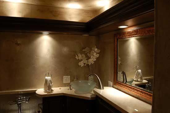 Galería de imágenes: Iluminación del cuarto de baño