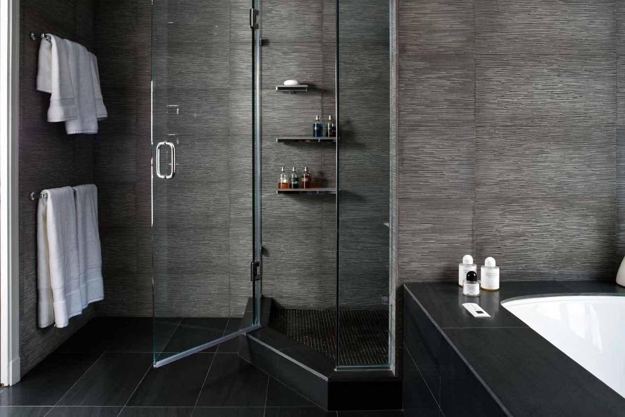 Baños Duchas Modernas:Mampara de ducha moderna :: Imágenes y fotos