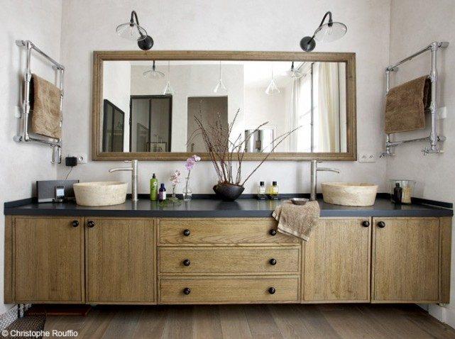 Mueble lavabo zen im genes y fotos - Mueble lavabo pequeno ...