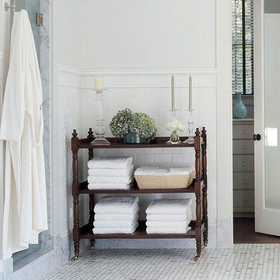 mueble toallero de baño :: imágenes y fotos - Muebles Toalleros Para Banos