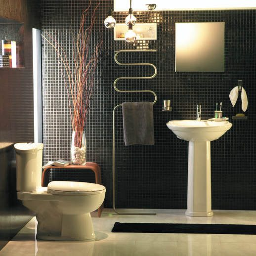Toallero de dise o para el ba o im genes y fotos for Jaquar bathroom designs