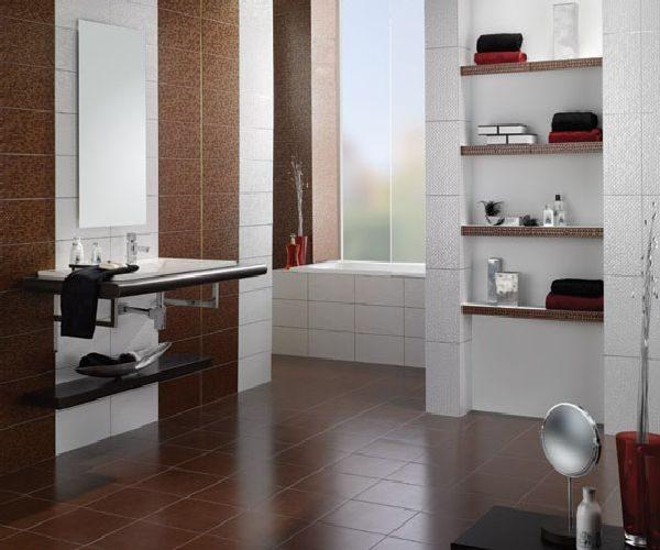 Organización del cuarto de baño