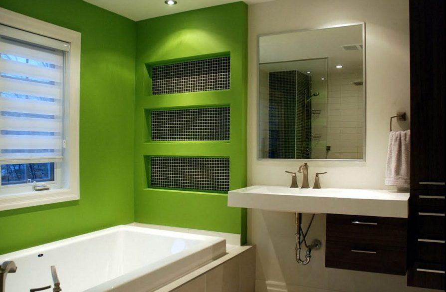 Pintura para el cuarto de ba o - Pinturas para azulejos de banos ...
